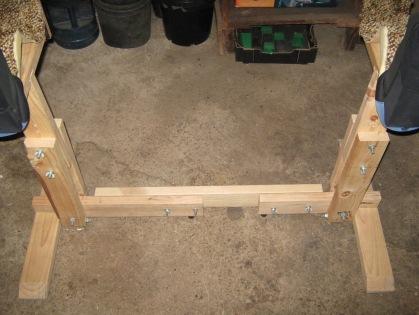 My shaping racks