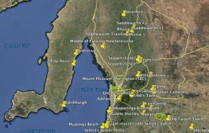 Google Maps Agave SA