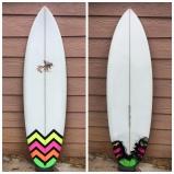 Mia's Board - finished